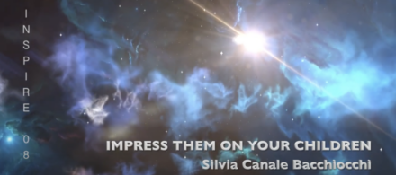Inspire 08 – Impress Them On Your Children (Silvia Canale Bacchiocchi)